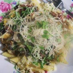 Hearty Mushroom Ragout recipe