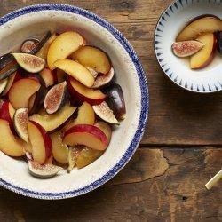Spiced Fruit Salad recipe