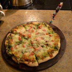 Applebee's Veggie Patch Pizza recipe