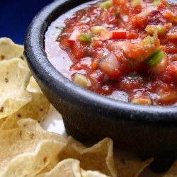 Salsa   (My Copycat Version) recipe