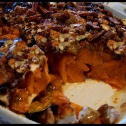 Candied Yams and Apple recipe