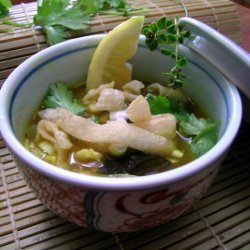 Chiang Mai Curried Noodle and Chicken Soup (Kao Soi Gai) recipe