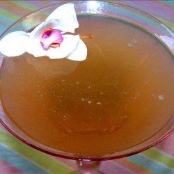 Wild Orchid Martini recipe