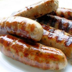 Old Fashioned English Spiced Pork and Herb Sausages or Bangers! recipe