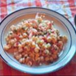 Light Shrimp and Pasta Salad recipe
