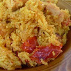 Prawn and Bacon Fried Rice recipe