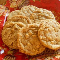 Butter Toffee Cookies recipe