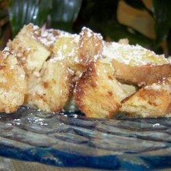 Toffee Apple French Toast recipe