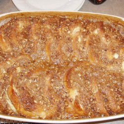 Stuffed French Toast Casserole recipe