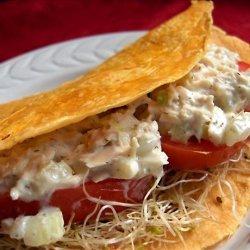 Tuna Pita recipe