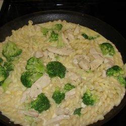 Chicken, Broccoli and Fusilli Pasta recipe