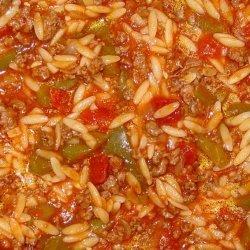 Stuffed Pepper Stoup - Rachael Ray recipe