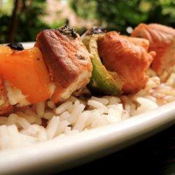 Salmon Tikka recipe