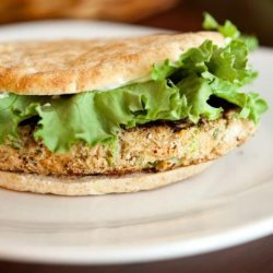 Tuna Burger Sensations (Ww - 9 Points Plus) recipe