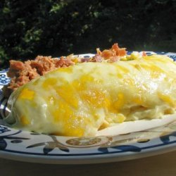 Lisa's Sour Cream Chicken Enchiladas recipe