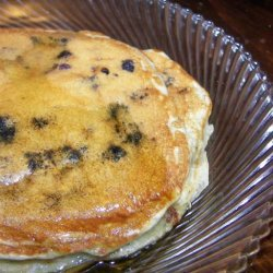 Buttermilk Pecan Pancakes recipe