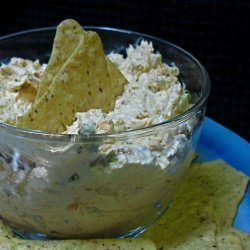 Salmon and Cream Cheese Dip recipe