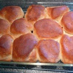 Multi-Grain Dinner Rolls - Bread Machine recipe