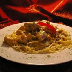 Chicken Chardonnay recipe
