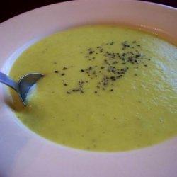 Cream of Leek Soup recipe