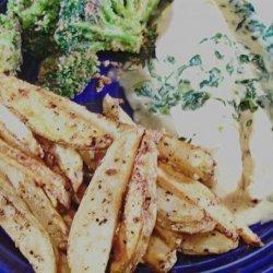 Chicken With Spinach (Supremes De Volaille a La Florentine) recipe