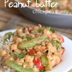 Butter Chickpea Curry recipe