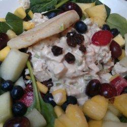 Fruity Chicken Salad recipe