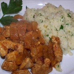 Moroccan Style Chicken recipe