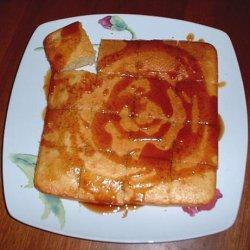 Warm Honey Cake recipe