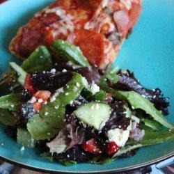Albanian Tossed Salad recipe