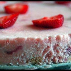 Frozen Strawberry Margarita Dessert recipe