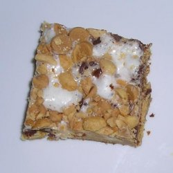 Four Layer Marshmallow Bars recipe