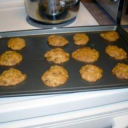 Oatmeal Applesauce Cookies recipe