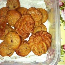 Banana Protein Muffins recipe