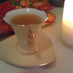 Grapefruit Tea recipe