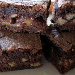 Turtle Cake Bars recipe