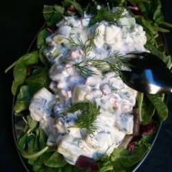 Persian Rose Petal Salad recipe
