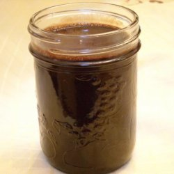 Alton Brown's Cocoa Syrup recipe