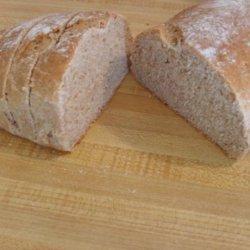 Rustic Bread for the Bread Machine recipe