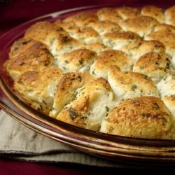 Herb and Cheese Biscuit Bites recipe