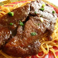 Chinese Roast Pork (Char Siu) recipe