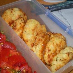 Bento Balls (Aka French Hamburgers) recipe