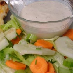 The Realtor's Parmesan Salad Dressing recipe