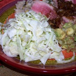 Littlemafia's Cabbage and Caraway Salad/ Coleslaw recipe