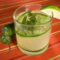 Pepper-Mint Limeade recipe