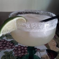 Top Shelf Margaritas on the Rocks recipe