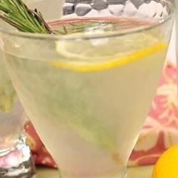 Rosemary Lemon Margarita recipe