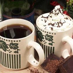 Coffee Nudge recipe