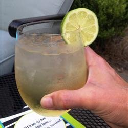 Joe's Perfect 'Anti-Sour Mix' Margarita recipe