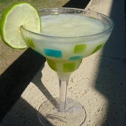 Margaritas with a Bite recipe